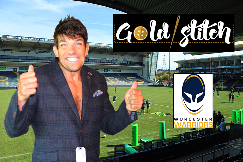 Goldstitch - Tailor to Worcester Warriors